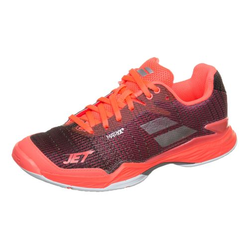 Babolat Jet Mach II All Court Shoe Women - Red, Black