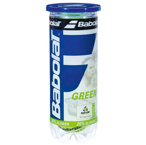 Babolat Green (Stage 1) 3 Ball Tube
