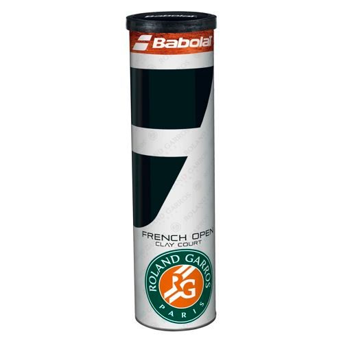 Babolat French Open 4 Ball Tube