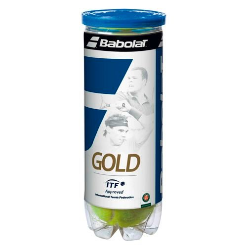 Babolat Gold 3 Ball Tube