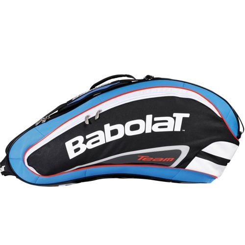 Babolat Team Racket Holder X3 Line Racket Bag - Blue, Black