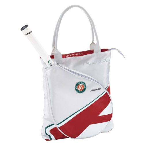 Babolat Tote Bag French Open Sports Bag - Cream