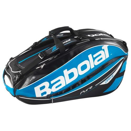 Babolat Pure Drive Racket Holder X12 Racket Bag - Blue