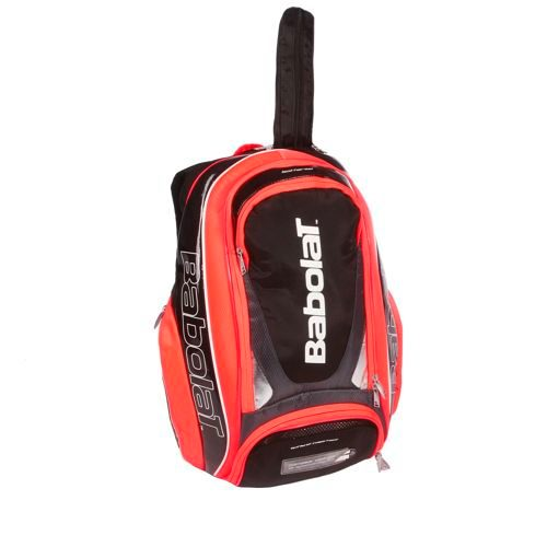 Babolat Pure Strike Backpack - Neon Red
