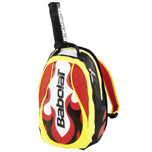 Babolat Club Boy Backpack - Yellow, Red