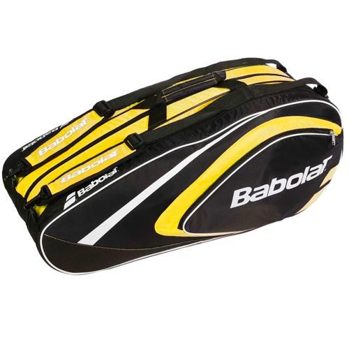 Babolat Club Racket Holder X12 Line Racket Bag - Yellow