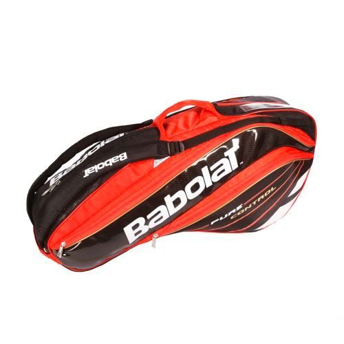 Babolat Pure Control Racket Holder X6 Racket Bag - Red