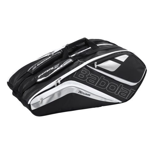 Babolat Team Racket Holder X12 Line Racket Bag - Silver
