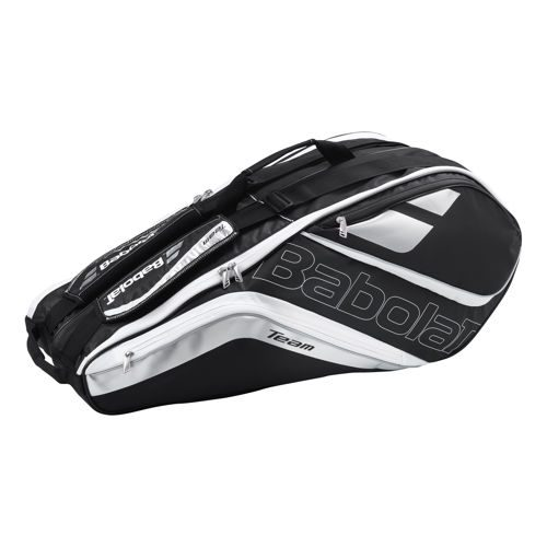 Babolat Team Racket Holder X6 Line Racket Bag - Silver
