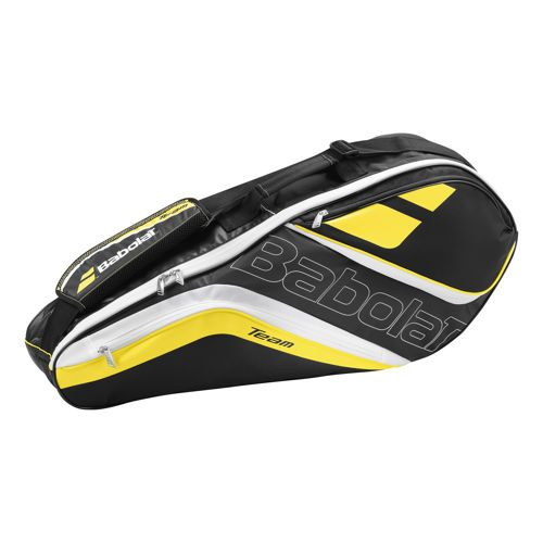 Babolat Team Racket Holder X3 Line Racket Bag - Yellow