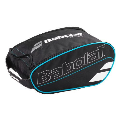 Babolat Team Xplore Shoe Bag - Black, Blue