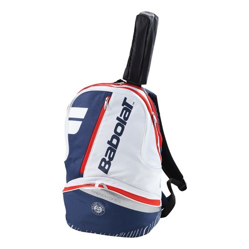 Babolat Team French Open Backpack - Blue, Red