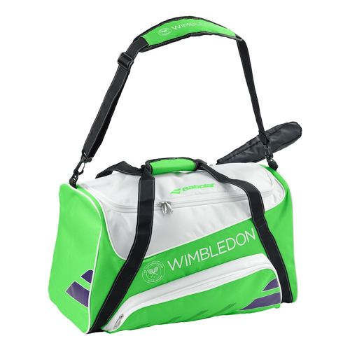 Babolat Team Sport Bag Wimbledon Sports Bag - Green, White