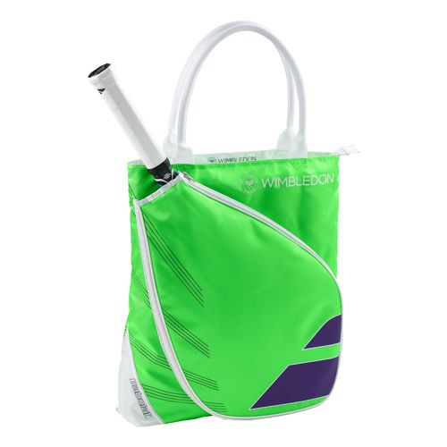 Babolat Tote Wimbledon Bag - Green, Dark Blue
