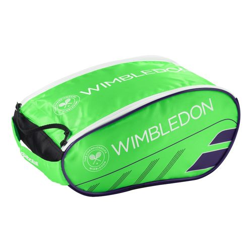 Babolat Team Wimbledon Shoe Bag - Green