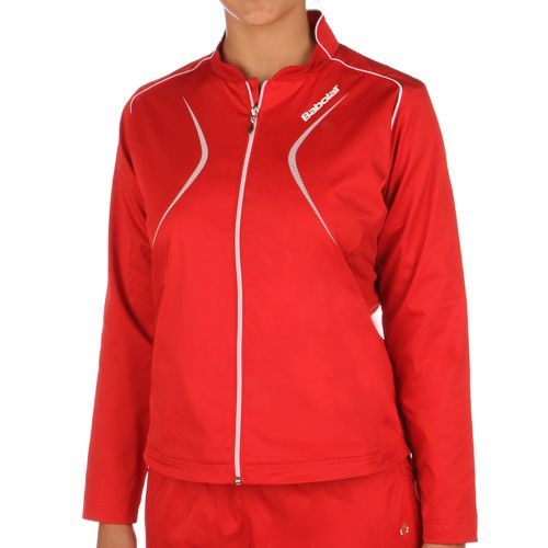 Babolat Club Jacket (2012-2013) Training Jacket Women - Red