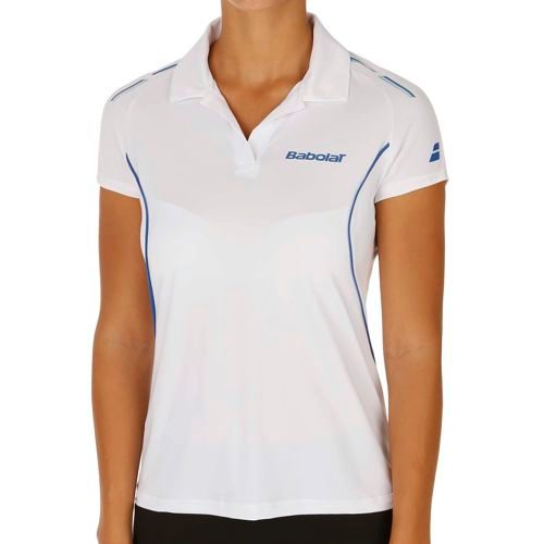 Babolat Match Core Polo Women - White