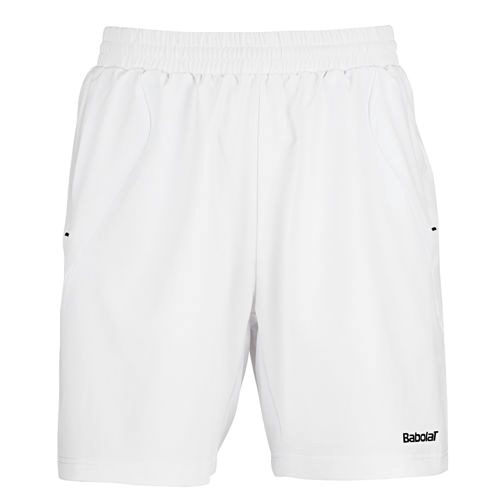 Babolat Match Core Boy Shorts Boys - White