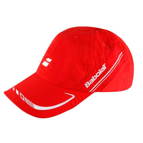 Babolat Club IV Cap - Red, White