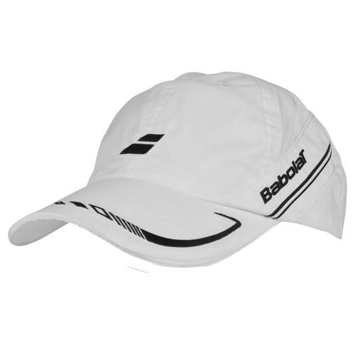 Babolat Club IV Cap Kids - White, Black