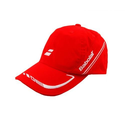 Babolat Club IV Cap Kids - Red, White