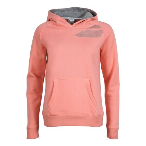 Babolat Training Basic Sweat Hoody Girls - Pink
