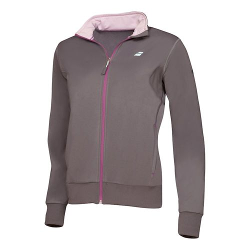 Babolat Performance Jacket Girl Training Jacket Girls - Dark Grey