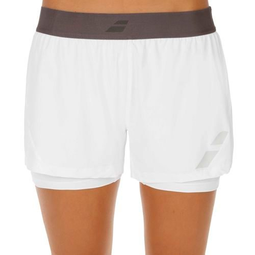 Babolat Performance Shorts Women - White