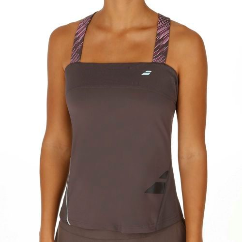 Babolat Performance Top Women - Dark Grey