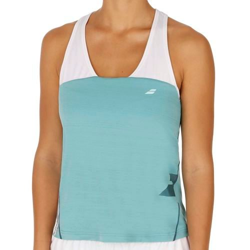 Babolat Performance Racerback Top Women - Turquoise