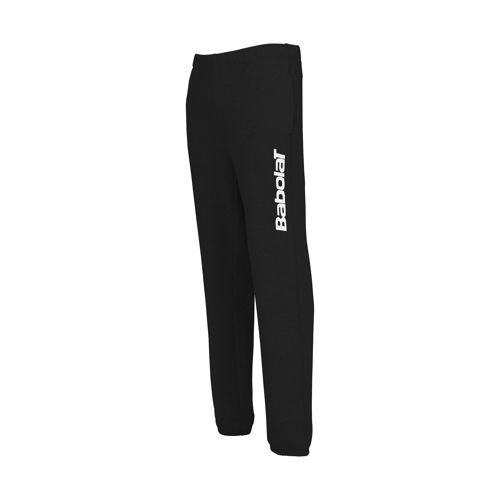 Babolat Training Basic Sweat Blogo Training Pants Boys - Black