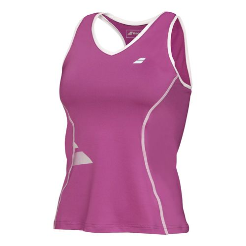 Babolat Match Core Crop Girl Top Girls - Violet