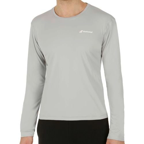 Babolat Match Core Long Sleeve Men - Grey