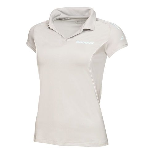 Babolat Match Core Girl Polo Girls - Grey