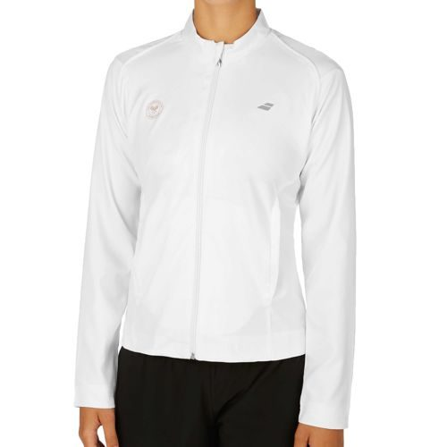 Babolat Match Core Wimbledon Tracksuit Training Jacket Women - White