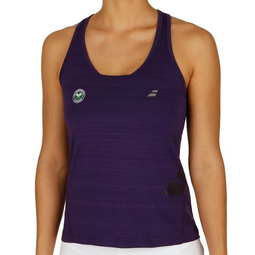 Babolat Performance Wimbledon Top Women - Violet