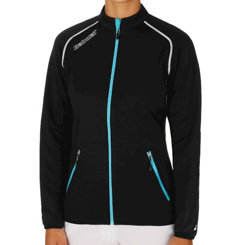 Babolat Match Core Softshell Training Essential Soft Shell Jacket Women - Black
