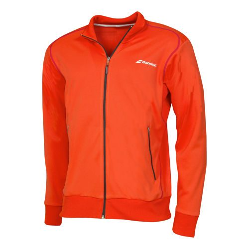 Babolat Performance Jacket Boy Training Jacket Boys - Red