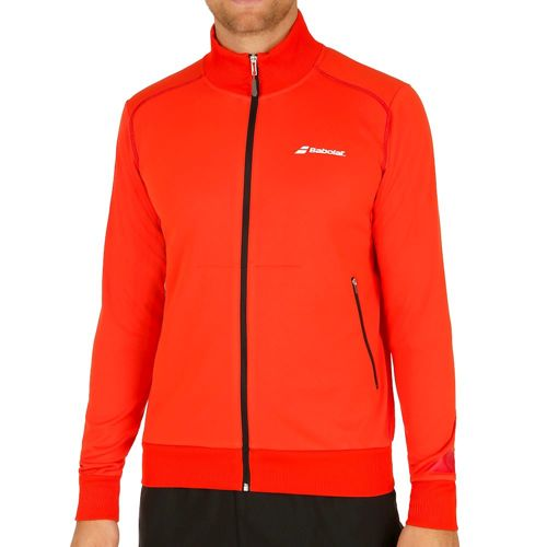 Babolat Performance Training Jacket Men - Red