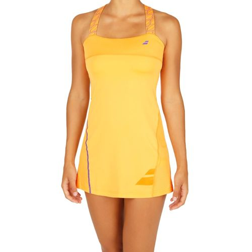 Babolat Performance Strap Dress Women - Orange