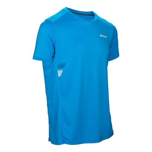 Babolat Core Flag Club T-Shirt Boys - Blue