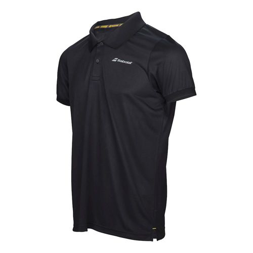 Babolat Core Club Polo Boys - Black