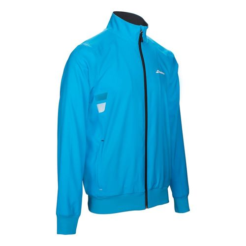 Babolat Core Club Training Jacket Boys - Blue, Black