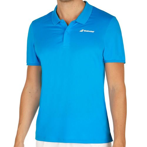 Babolat Core Club Polo Men - Blue, White