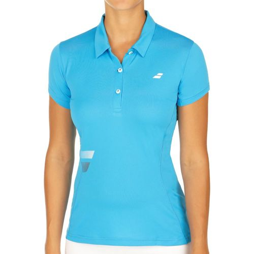 Babolat Core Club Polo Women - Blue
