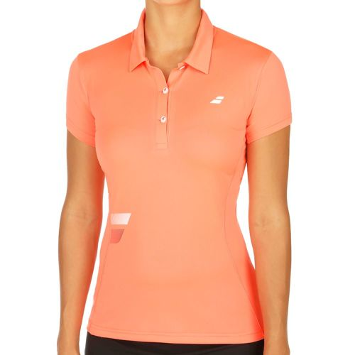 Babolat Core Club Polo Women - Red