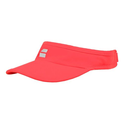 Babolat Club Visor - Red, Silver