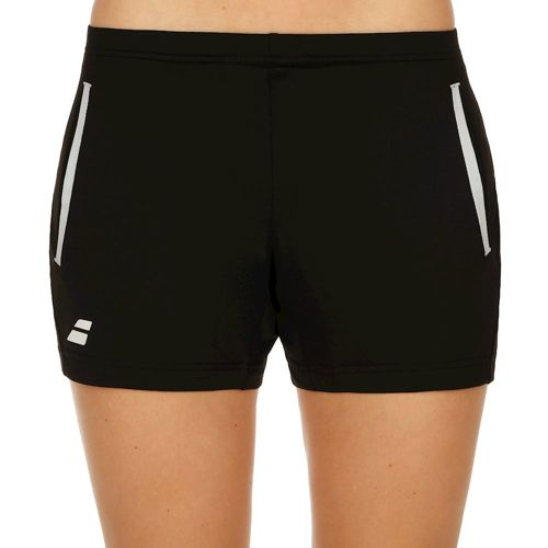 Babolat Core Shorts Women - Black, White