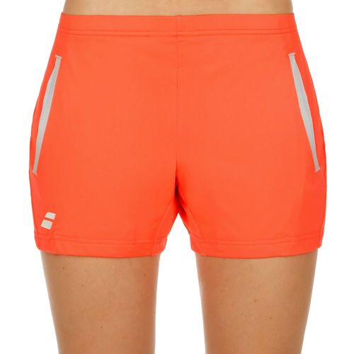 Babolat Core Shorts Women - Orange, White