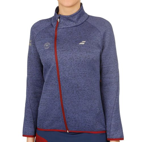 Babolat Performance Wimbledon Training Jacket Women - Blue, Red